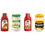 Ketchup & Majonnaise (0)