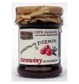 Trusk - Hausgemachte 100% Preiselbeer Marmelade 300g