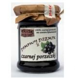 Trusk - Hausgemachte 100% Schwarze Johanniseer Marmelade 300g