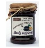 Trusk - Hausgemachte 100% Pflaumen Marmelade 300g
