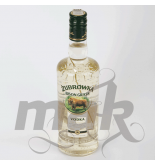 Wódka Żubrówka Bison Grass 40% | 0,7L Vol.  Vodka Zubrowka Bison Grass