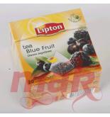 Herbata Lipton blue fruit
