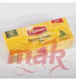 Herbata Lipton yellow label — Lipton Schwarzer Tee 25bags