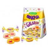 `Hellena` - Galaretki nadziewane  160g `Hellena` - Gefüllte Gelee Bonbons Gelb 160g